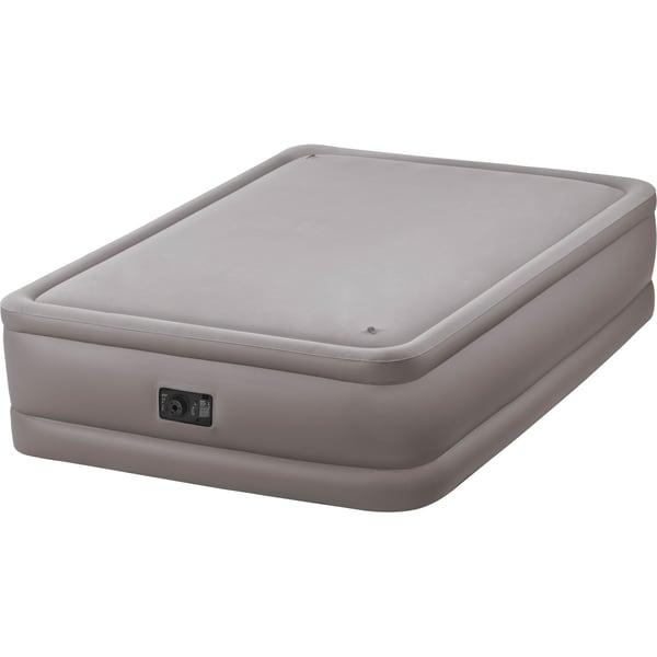 Intex Möbel Luftbett Foam Top Bed Queen 152x203x51