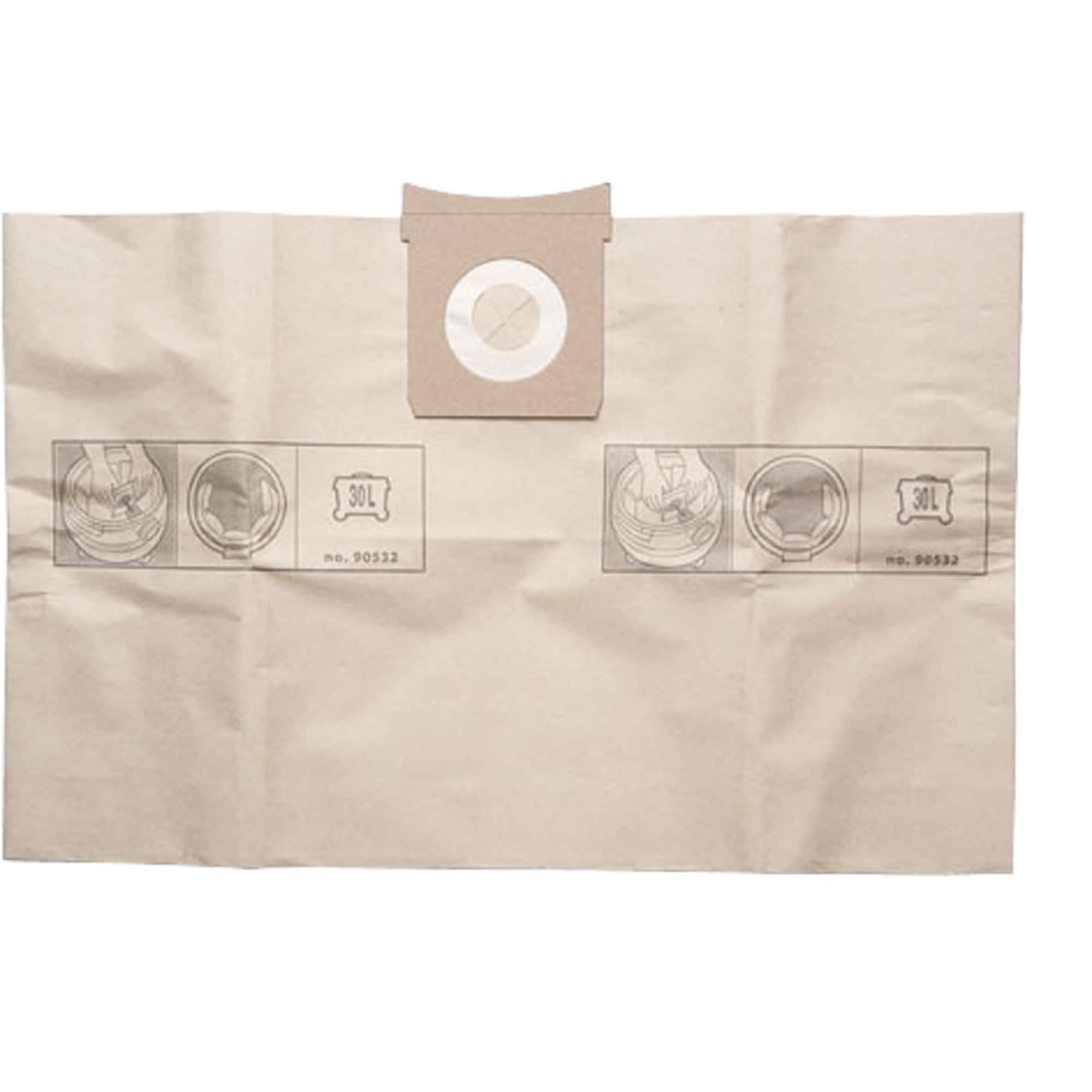 Kärcher Staubsaugerbeutel Papierfilterbeutel 30L