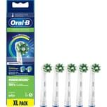 Braun Aufsteckbürste Oral-B CrossAction mit CleanMaximiser 5er
