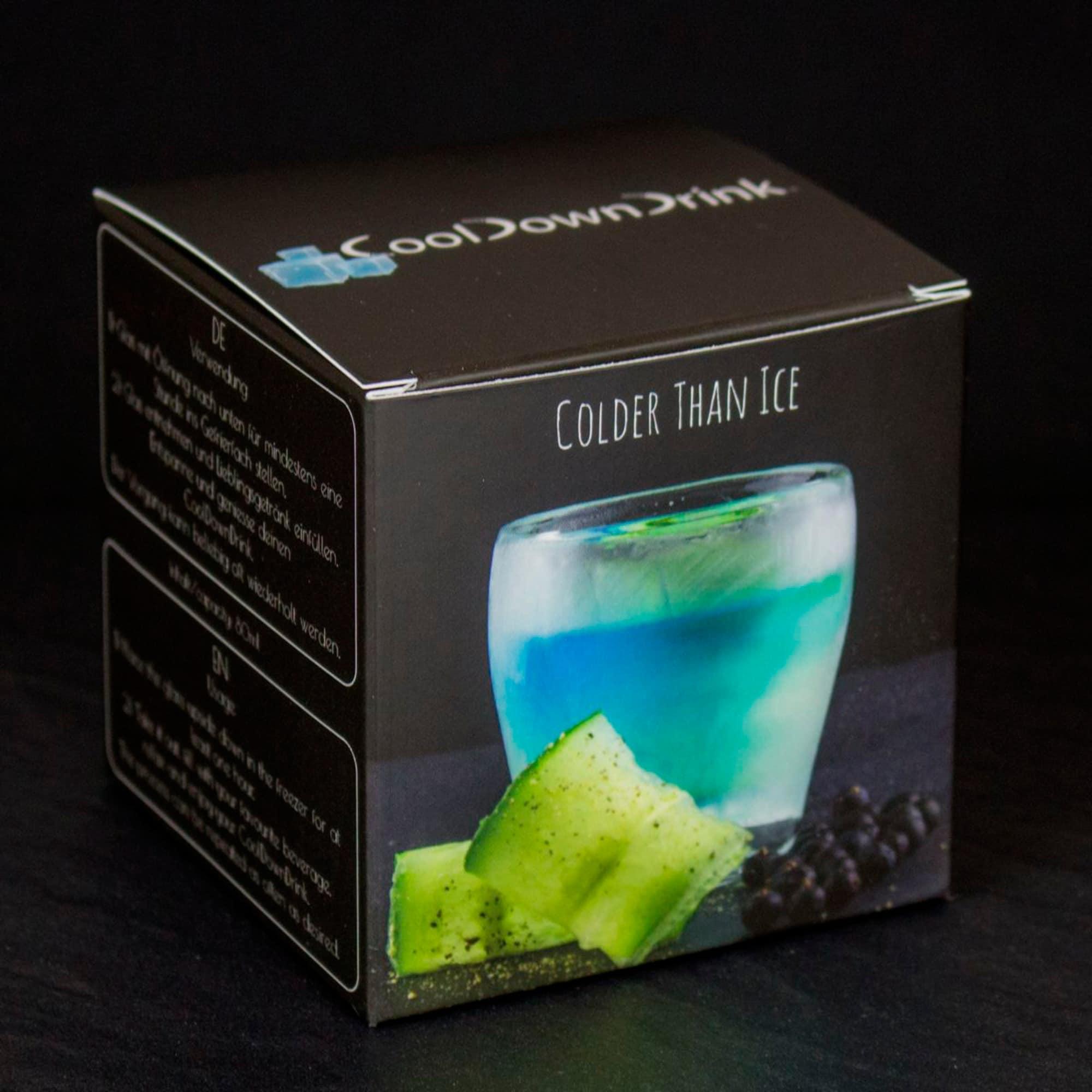 CoolDownDrink-Glas 80ml
