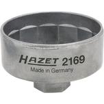 """Hazet Steckschlüssel Ölfilterschlüssel 2169, 3/8"""" und Sechskant 27mm"""
