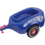 BIG Kinderfahrzeug Bobby-Car Trailer Royalblau
