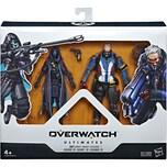 Hasbro Spielfigur Overwatch Ultimates Series Soldier: 76 und Shrike (Ana) Skin Doppel Pack