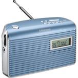 Grundig Radiowecker Music 7000 blau