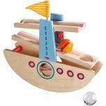 Haba Geschicklichkeitsspiel Kugelbahn Schaukelschiff