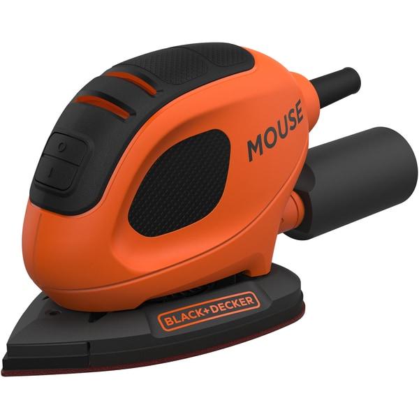 Black & Decker Deltaschleifer Kompakt-Mouse BEW230-QS