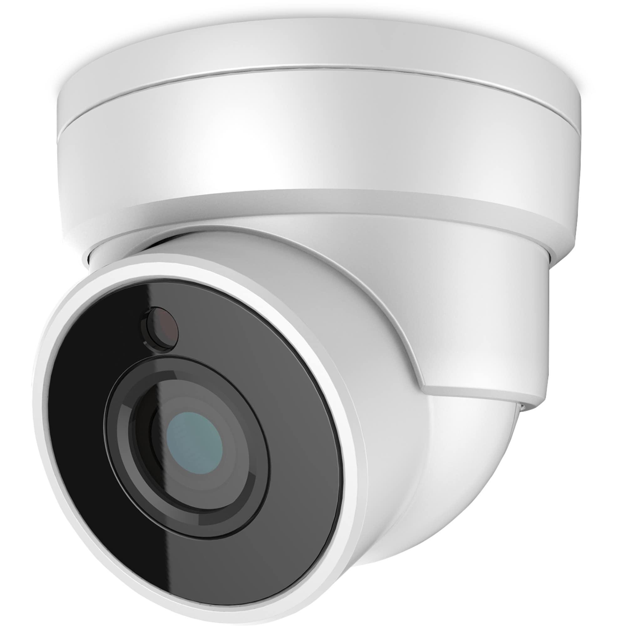 Digitus Überwachungskamera Full HD Hybrid AHD und IP Netzwerk Video Rekorder Kit