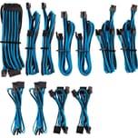 Corsair Kabel Netzteilkabel Premium Pro-Kit Typ 4 Gen 4, 20-teilig blau