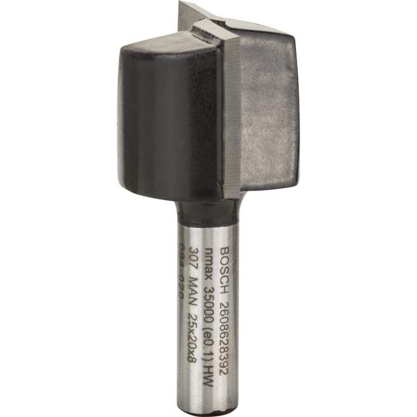 Bosch Hartmetall Nutfräser 25 mm
