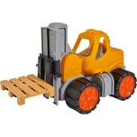 BIG Spielfahrzeug Power-Worker Gabelstapler