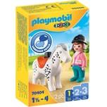 Playmobil Reiterin mit Pferd