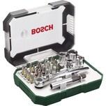 Bosch Schrauberbit- / Ratschen-Set, 26-teilig