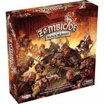 Asmodee GmbH Brettspiel Zombicide - Black Plague