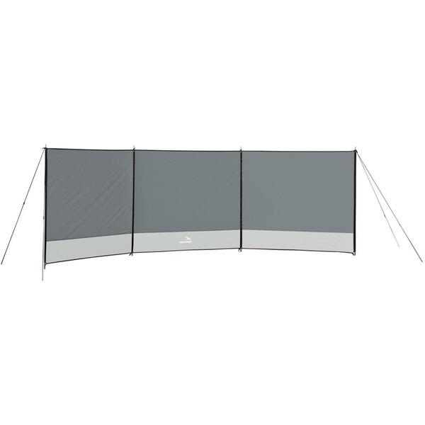 Easy Camp Wind- und Sichtschutz Windschutz grau