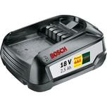 Bosch Li-Ion Akku PBA 18V 2,5 Ah