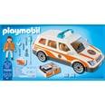 Playmobil Notarzt-PKW mit Licht und Sound