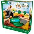 Brio World Safari Abenteuer Set
