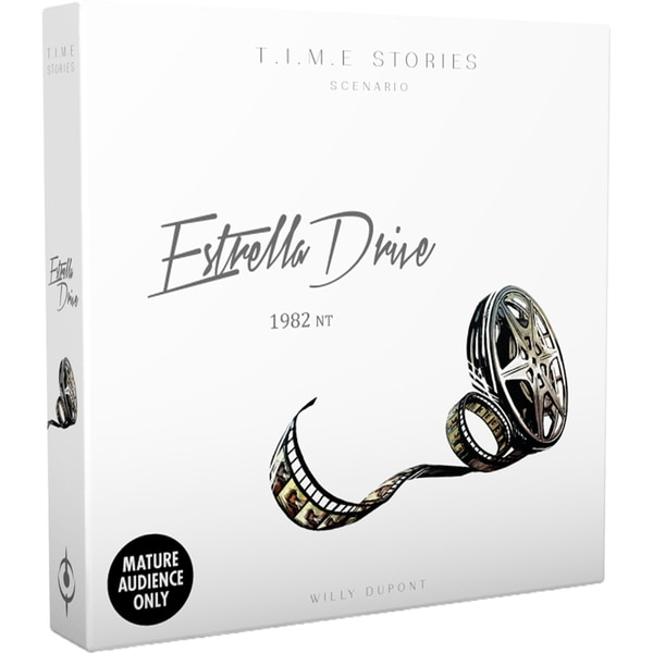 Asmodee Brettspiel T.I.M.E Stories - Estrella Drive