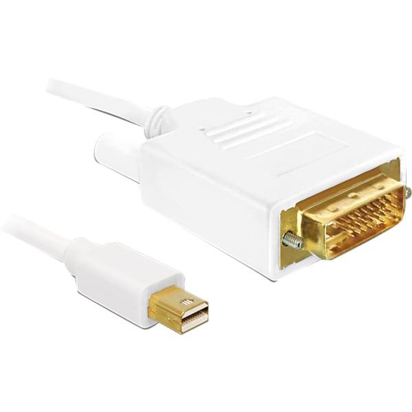 DeLOCK Adapter Adapterkabel Mini DisplayPort > DVI 24+1