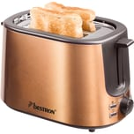 Bestron Toaster Copper Collection ATS1000CO