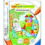 Ravensburger Lernbuch tiptoi Mein Lern-Spiel-Abenteuer: Vorschulwissen