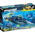 Playmobil Konstruktionsspielzeug TEAM S.H.A.R.K. Drill Destroyer