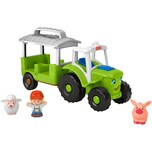 Fisher Price Spielfahrzeug Little People Traktor