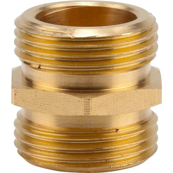 Gardena Technische Armaturen Messing Nippel 3/4