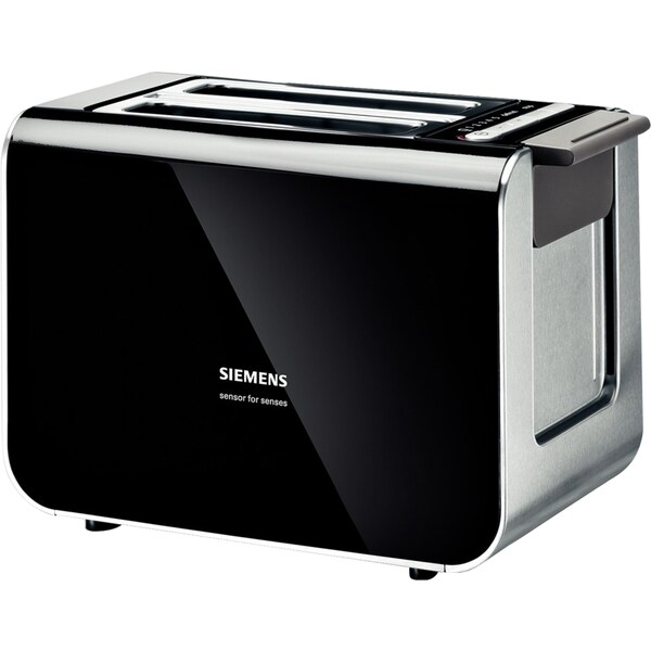Siemens Edelstahl Toaster TT 86103 2 tlg.