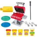 Hasbro Kneten Play-Doh Grillstation