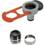Gardena Hahnstück Adapter für Indoor-Wasserhähne (8187-20)