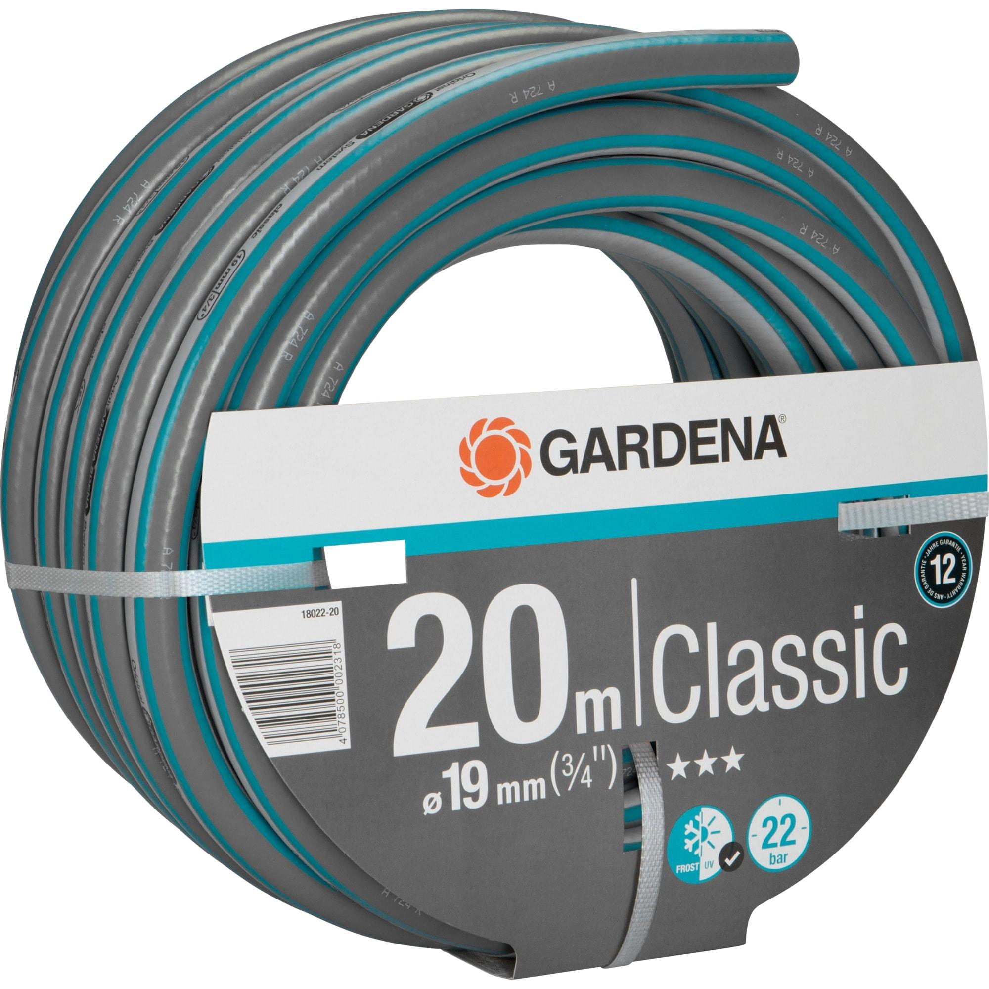 """Gardena Classic Schlauch 19mm (3/4"""")"""