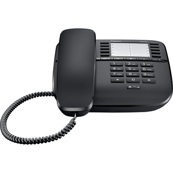 Gigaset analoges Telefon DA510 schwarz