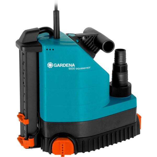 Gardena Tauch- / Druckpumpe Comfort Tauchpumpe 9000 aquasensor