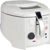 De Longhi Roto-Fritteuse F28533 1 kg weiß