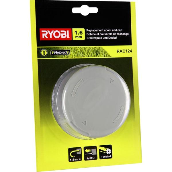 Ryobi Mäh-Faden Rasentrimmer Fadenspule RAC124