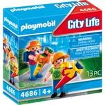 Playmobil Konstruktionsspielzeug Erster Schultag