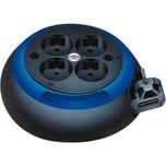 Brennenstuhl Kabeltrommel Comfort Line Kabelbox CL-S 4-fach / Mini-Kabeltrommel