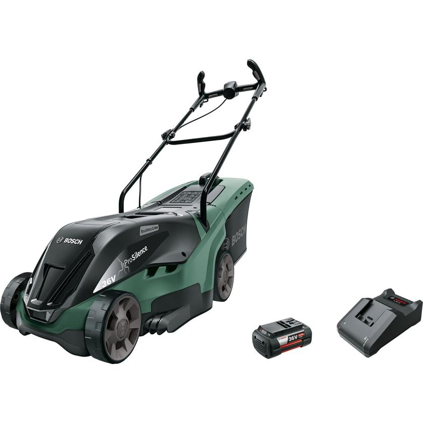 Bosch Akku-Rasenmäher UniversalRotak 36-550