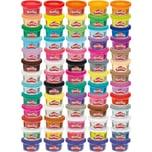Hasbro Kneten Play-Doh 65-Jahre Vielfalt-Pack