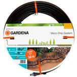 Gardena Tropfsystem Tropfrohr-Set unterirdisch 13,7mm