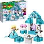 LEGO DUPLO Elsas und Olafs Eis-Café