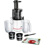 Bosch Entsafter Slow Juicer VitaExtract MESM500W