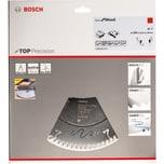 Bosch Kreissägeblatt Best for Wood 250mm x 30mm - 80Z