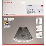 Bosch Kreissägeblatt Best for Wood 250mm x 30mm - 80Z