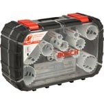 Bosch Carbide-Lochsägen-Set Endurance for Heavy Duty, 13-teilig
