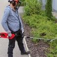 Einhell Heckenschere Elektrische Stab-Heckenschere / -Säge GC-HC 9024 T