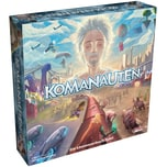 Asmodee GmbH Brettspiel Komanauten