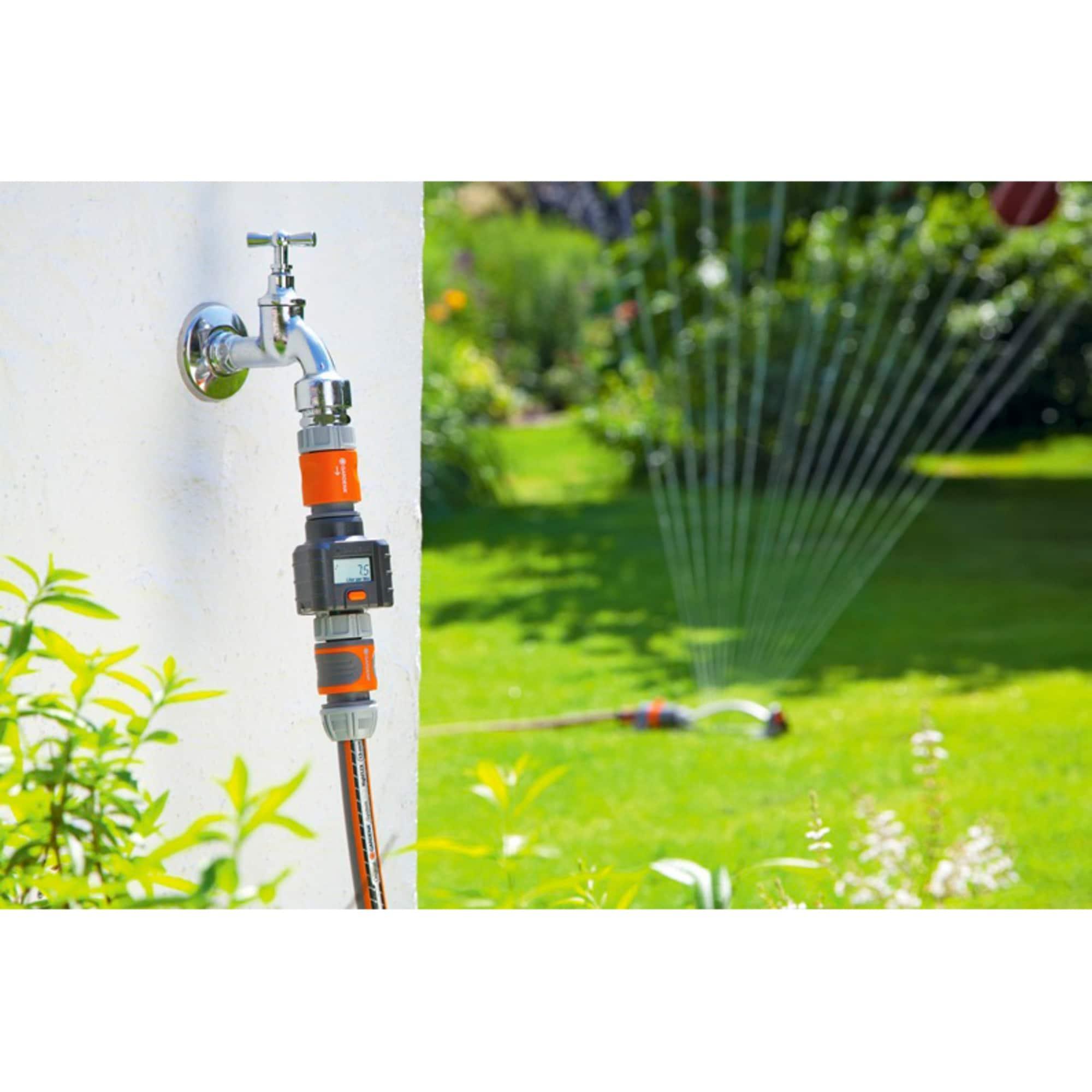 Gardena Kupplung Wassermengenzähler (8188-20)