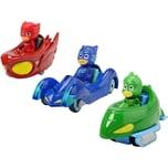 Dickie Toys Spielfahrzeug PJ Masks 3-Pack